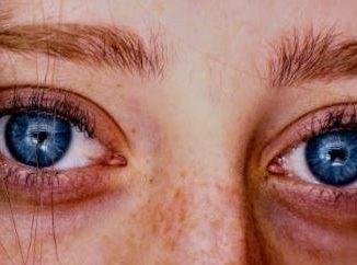 last van tranende ogen in de winter
