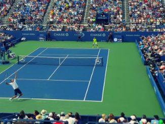 Tennis en contactlenzen zijn de ideale combinatie