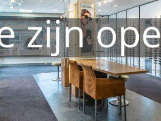 Reinsdorf Optiek Arnhem volledig open
