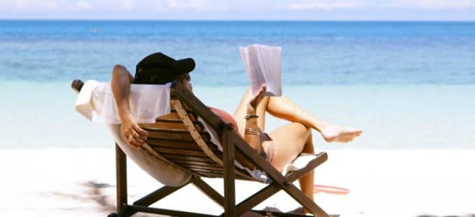 Met contactlenzen op zomervakantie